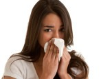 Ethnic Teenager with the Flu