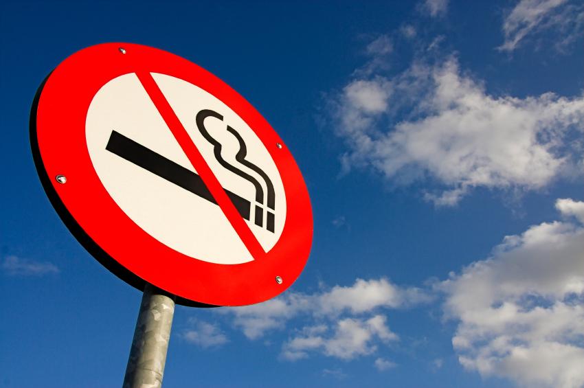 בלי סיגריות בבקשה