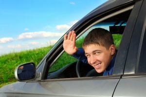 new driver. shutterstock
