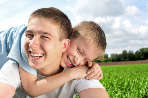 brothers. shutterstock