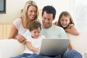 משפחה ברשת