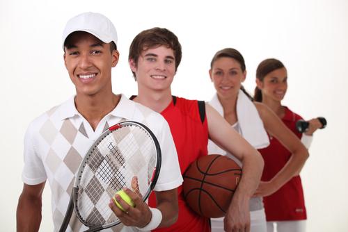 sport at school. shutterstock