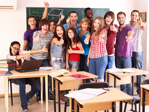 end of school.shutterstock