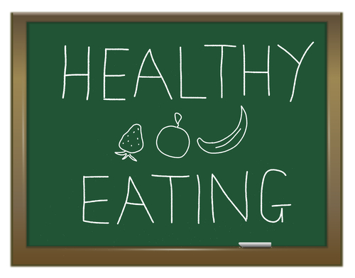 healthy food. shutterstock