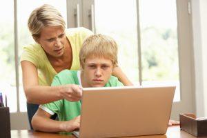 מעורבות הורית בלימודים