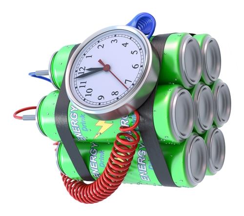 energy drink. shutterstock