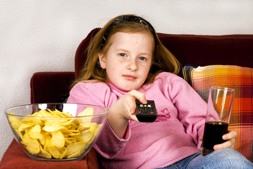 TV and disease. shutterstock