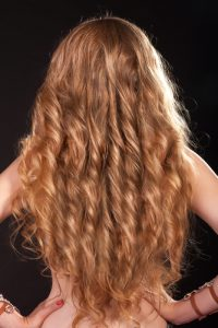 babylis hairstyle. shutterstock