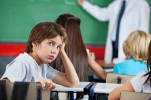 Middle school. shutterstock