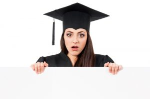 The university dream. shutterstock