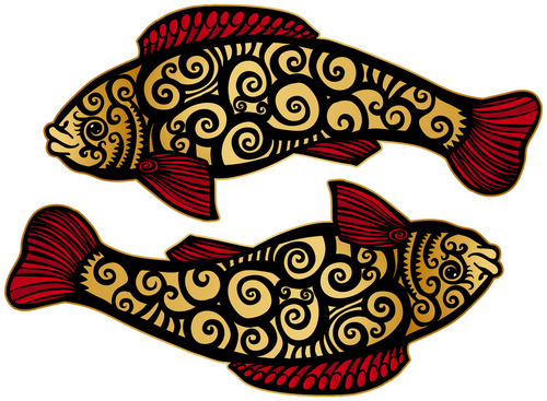 Pisces. shutterstock