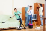 clean Together. shutterstock