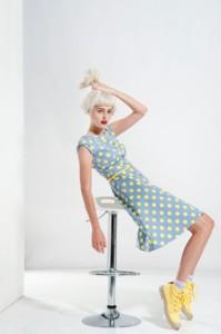 שמלה של נעמה בצלאל, 599 שקל, צילום: איתן טל