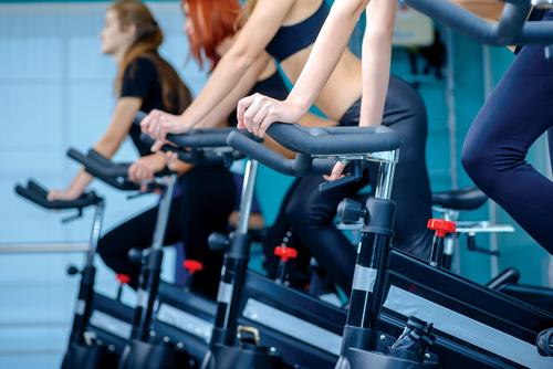 fitness club. shutterstock