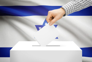 elections for the israeli family. shutterstock