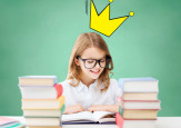 princess or student. shutterstock