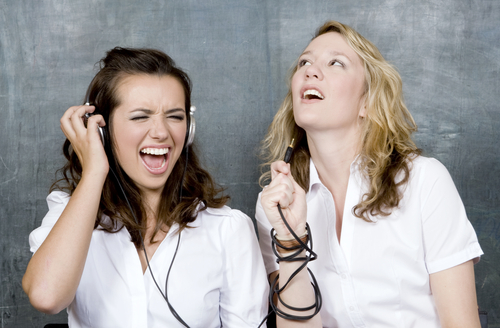 sing and learn. shutterstock