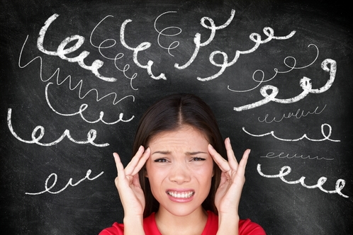stress of students. shutterstock