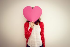 thoughts about love. shutterstock