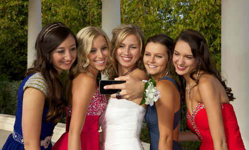 the prom. shutterstock