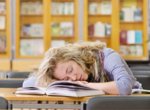 only books in class. shutterstock