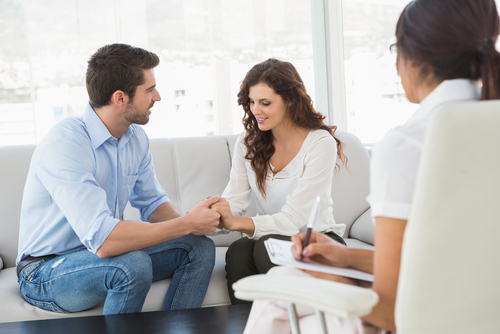reconciling. shutterstock