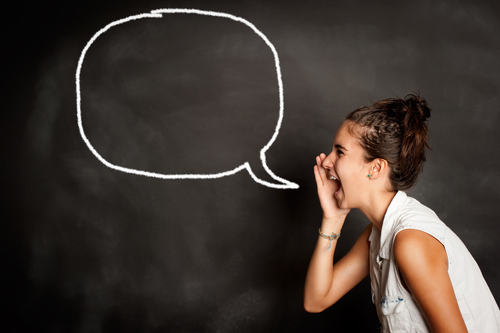what the pupils say. shutterstock