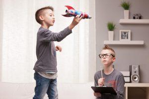 inventor kids. shutterstock