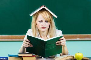 stress in school. shutterstock