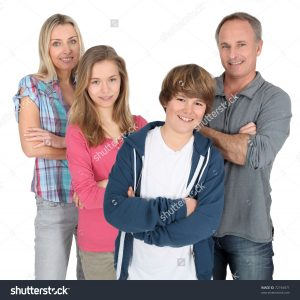 stock-photo-family-portrait-standing-on-white-background-72194971