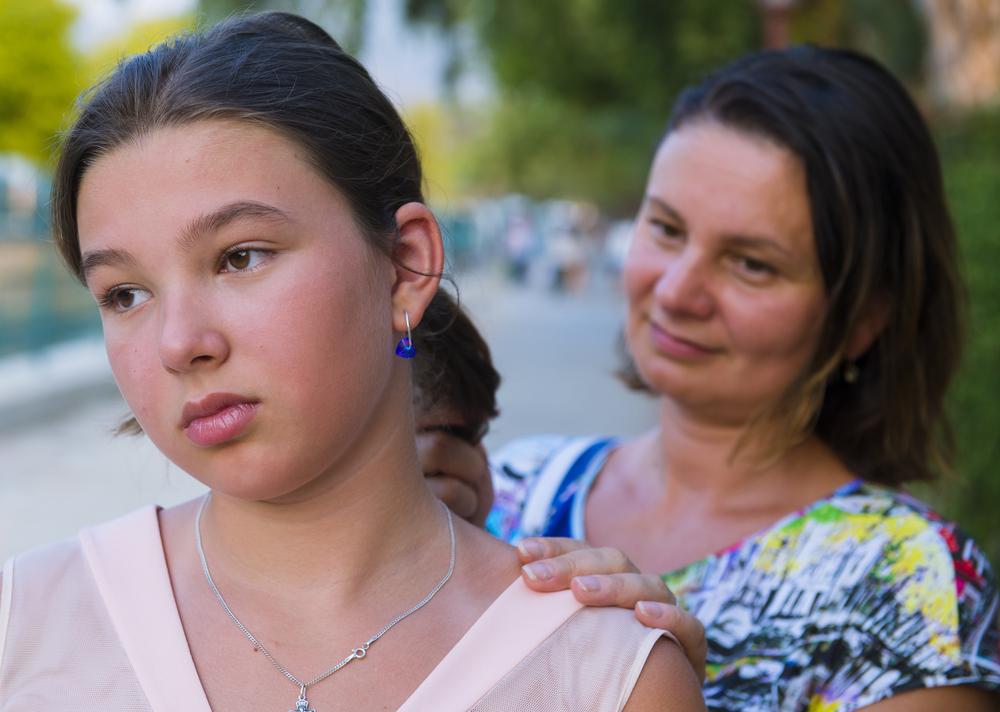 איך להגן על הבת שלי?