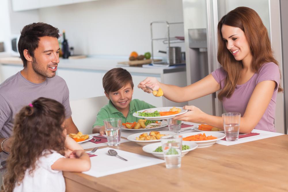הסוד למשפחה בריאה