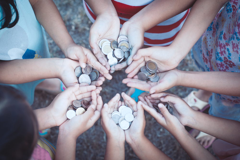 כסף וחנוכה: סיפור אהבה?