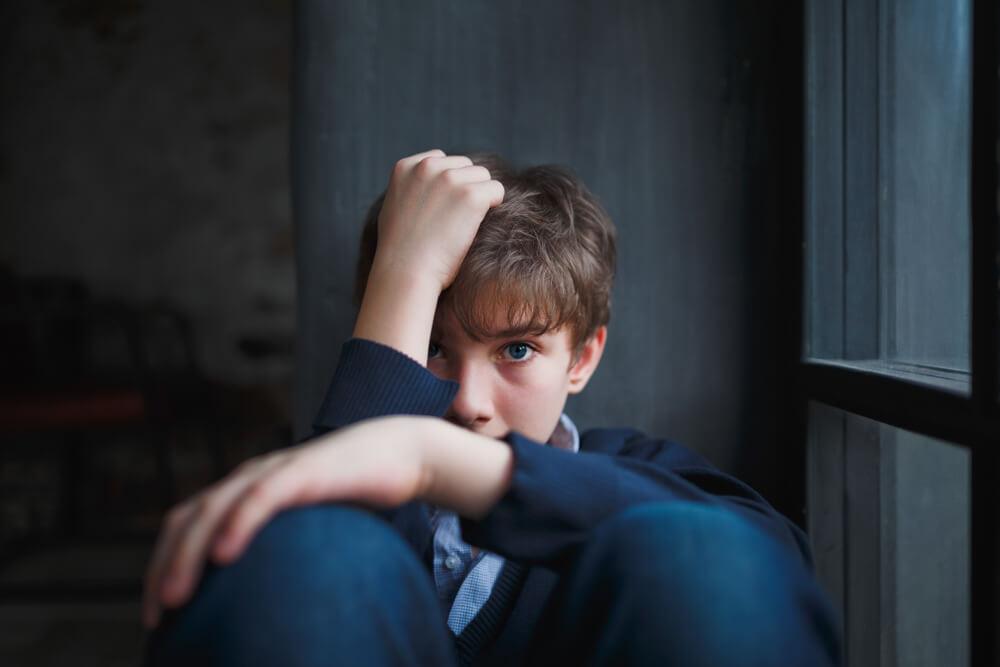 האם הילד שלכם סובל מדיכאון?