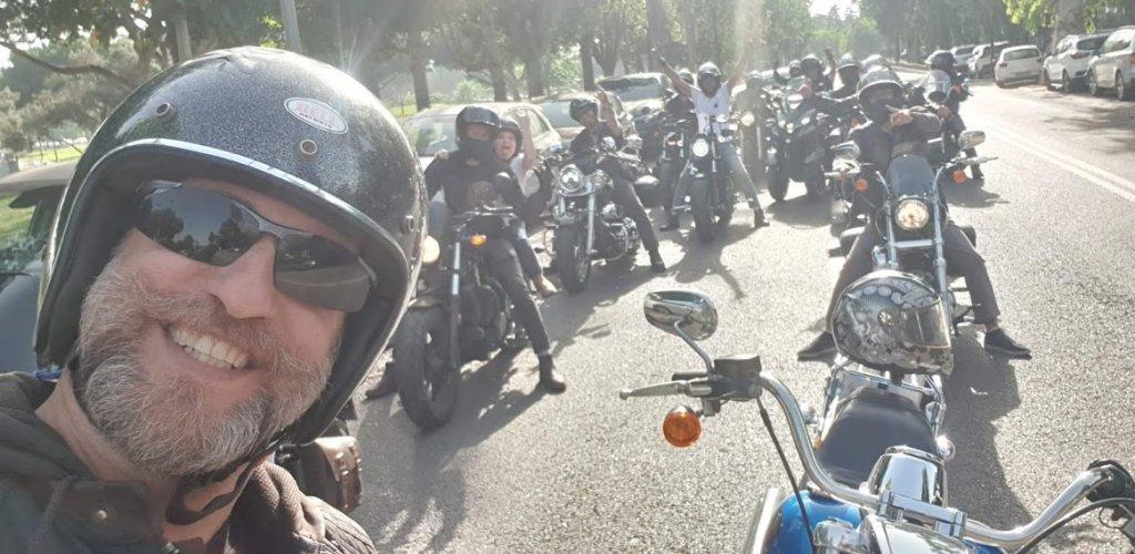 הוא לא כבד, הוא אחי: אופנוענים למען ילדים